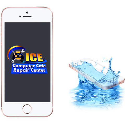 iphone SE Water Damage / Repair Diagnostic