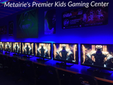Kids Overnight Gaming Lockin (3/3/2018)