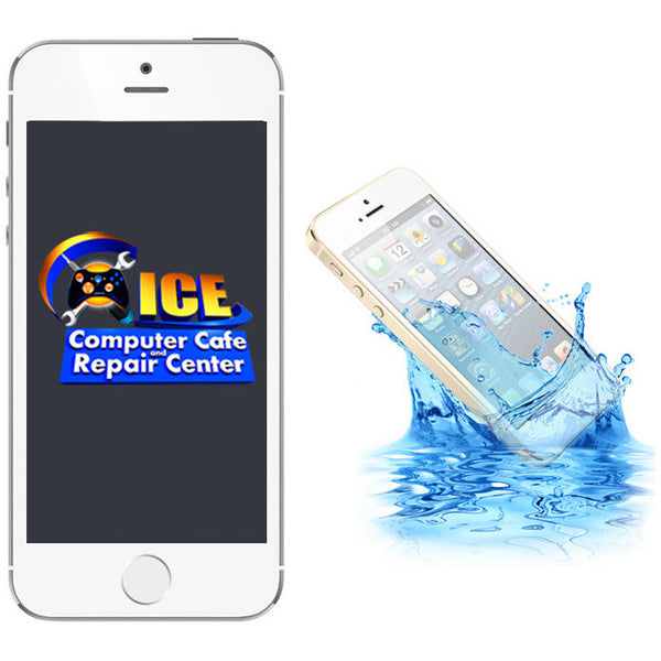 iphone 5s Water Damage / Repair Diagnostic - ICE Repair Center