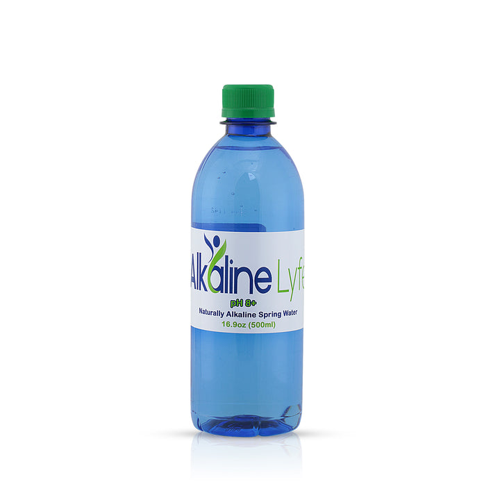 Alkaline Lyfe Water (16.9oz) - Case of 24