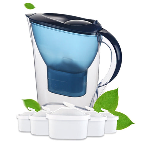 Alkaline Lyfe Water Pitcher Jug With Alkaline Filter For Great Health