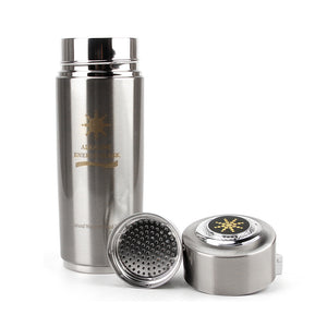 Alkaline Ion Water Ionizer Bottles Energy Nano Flask Cups Water Filter Cup  with Filter 400ml
