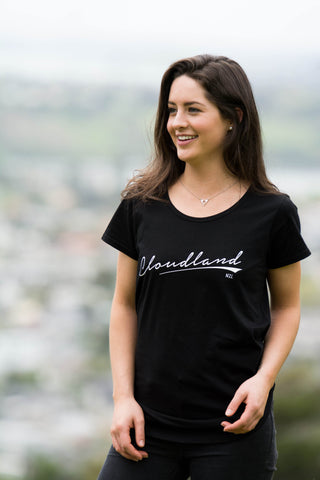 NZ Auckland womens tee