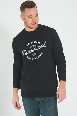 NZ Auckland mens long sleeve tee