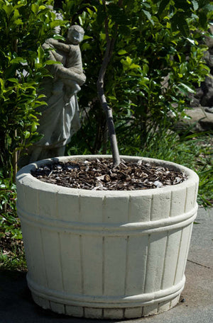 Faraway Garden Wine Barrel - Large
