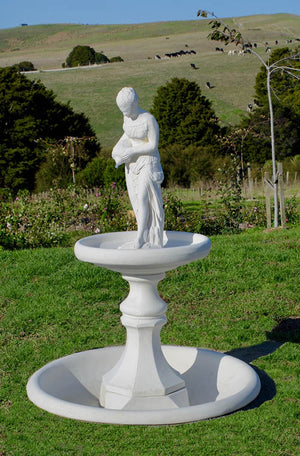 Faraway Garden Water Carrier Fountain