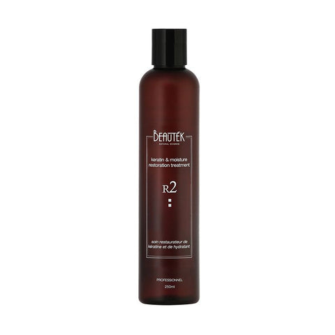 Beautek R2 Keratin & Moisture Restoration Treatment (250ml)