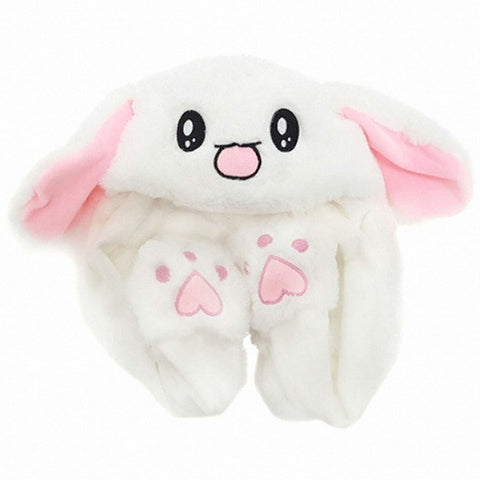 Plush Moving Ear Rabbit Hat (Easter Special)