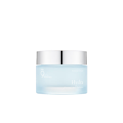 9 wishes Hydra Ampule Cream (50 ml)