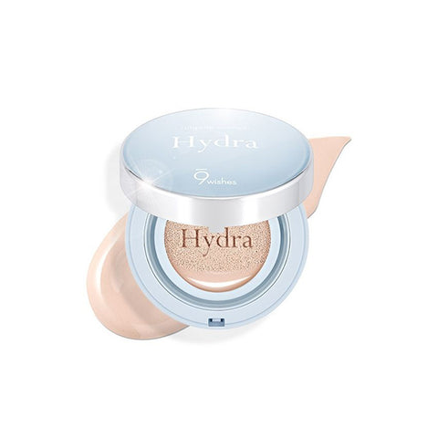 9 Wishes Hydra Ampule Cushion SPF50+ PA+++ (2 colours)