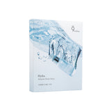 9 Wishes Hydra Ampule Sheet Mask(5 sheets)
