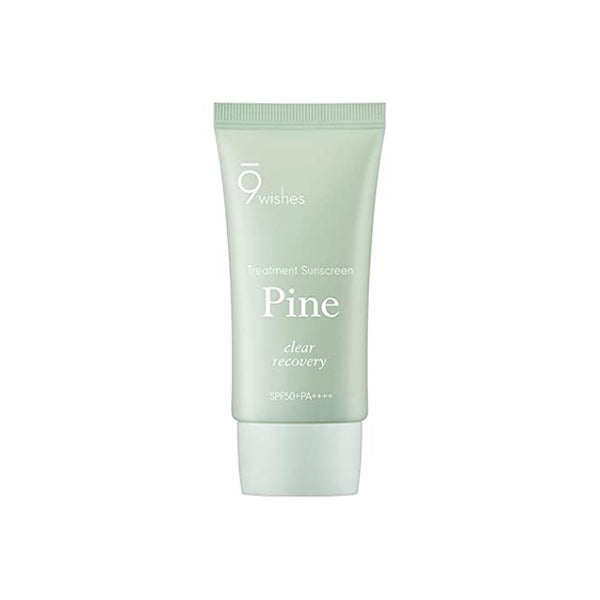 9 Wishes Pine Treatment Sunscreen
