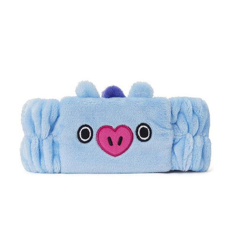 BT21 MANG SPA MAKEUP SHOWER HAIR BAND