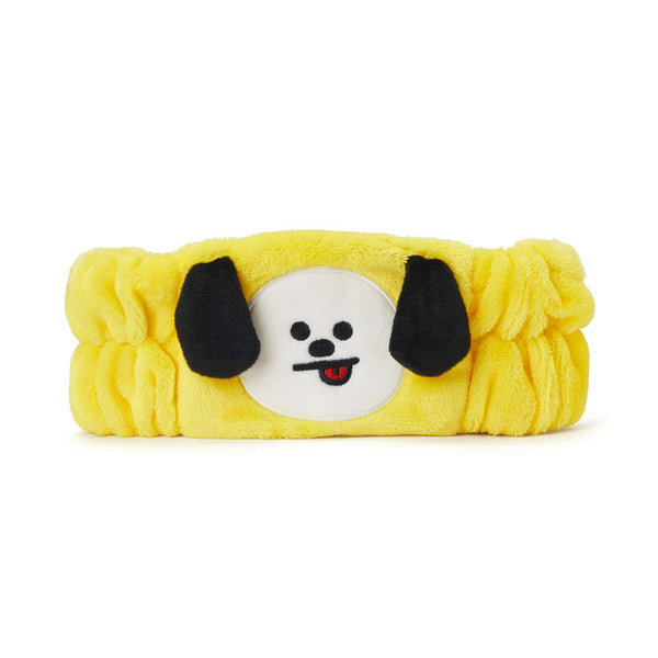 BT21 CHIMMY SPA MAKEUP SHOWER HAIR BAND