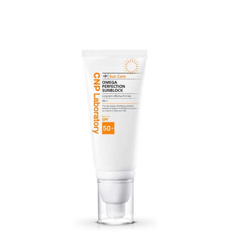 CNP Omega Perfection Sunblock SPF50+ PA+++ 50ml