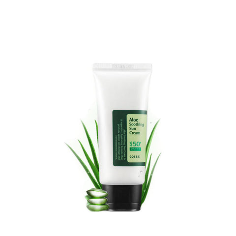 COSRX Aloe Soothing Sun Cream SPF 50+ (50ml)