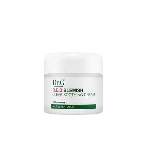 Dr.G R.E.D Blemish Clear Soothing Cream(70ml)
