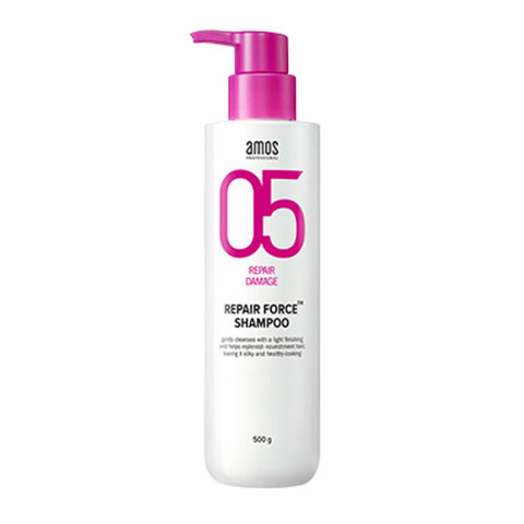 AMOS 05 Repair Damage Repair Force Shampoo 500g