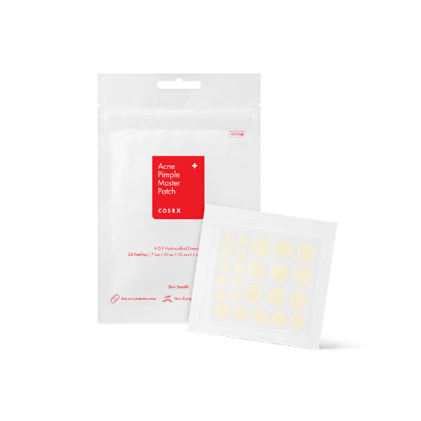 COSRX Acne Pimple Master Patch (24 patches in three sizes)