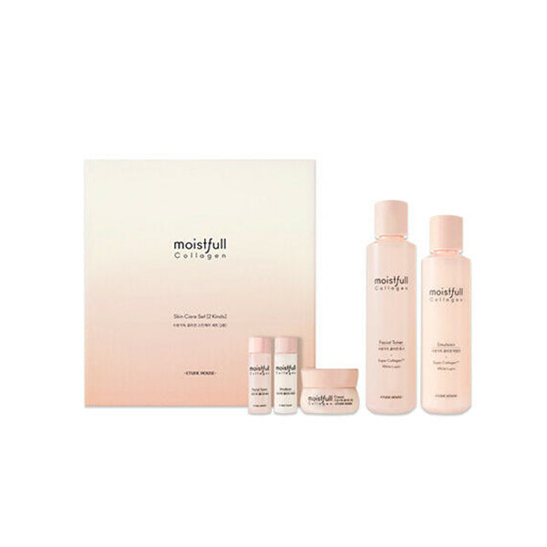 Etude House Moistfull Collagen Skincare Set(Renewal)