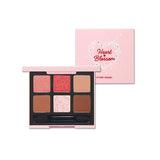 Etude House Play Color eyes Heart Blossom (#03 Pink Blossom)
