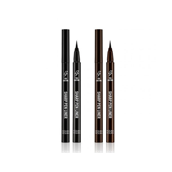 Holika Holika Tail Lasting Sharp Pen Liner (2 Colors)