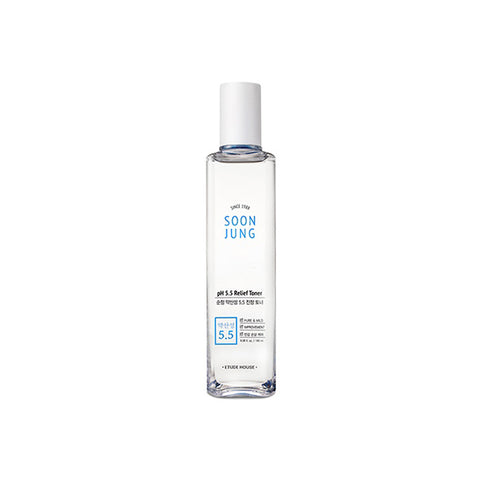 Etude House Soonjung pH 5.5 Relief Toner(180ml, 350ml)