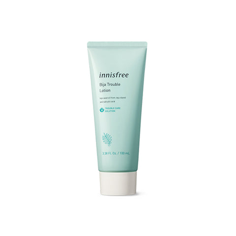 Innisfree Bija Trouble Lotion