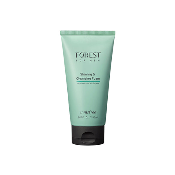 Innisfree Forest For Men Shaving & Cleansing Foam (150ml)