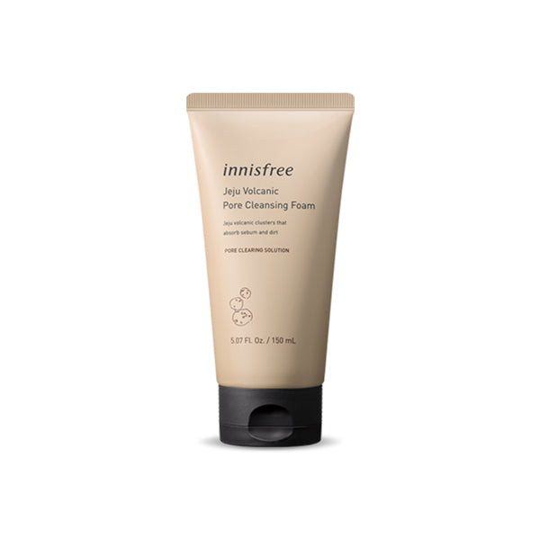 Innisfree Jeju Volcanic Pore Cleansing Foam (150ml,300ml)