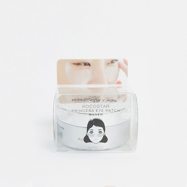 Kocostar Silver Princess Eye Patches