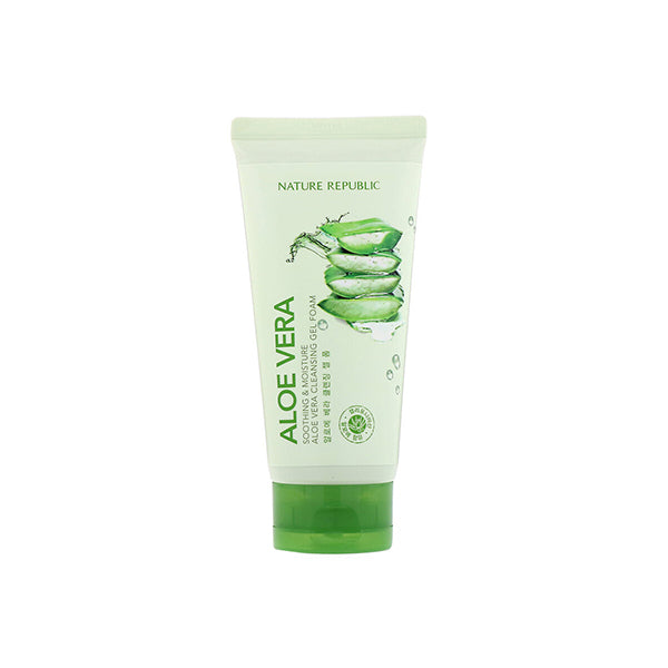 Nature Republic Aloe Vera Cleansing Gel Form