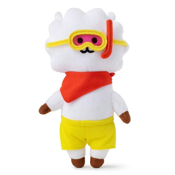 BT21 RJ SUMMER CHARACTER KEY RING