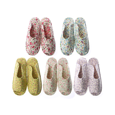 Cotton Home Slippers(3 for $20)