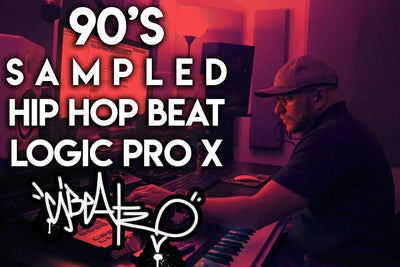 How to make a 90's Boom Bap / Hip Hop Beat