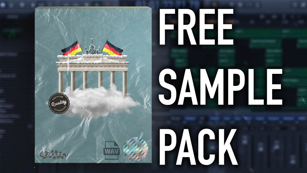 Free Sample Loops, Midi and Stem Pack - Works with FL Studio, Logic Pro, Ableton