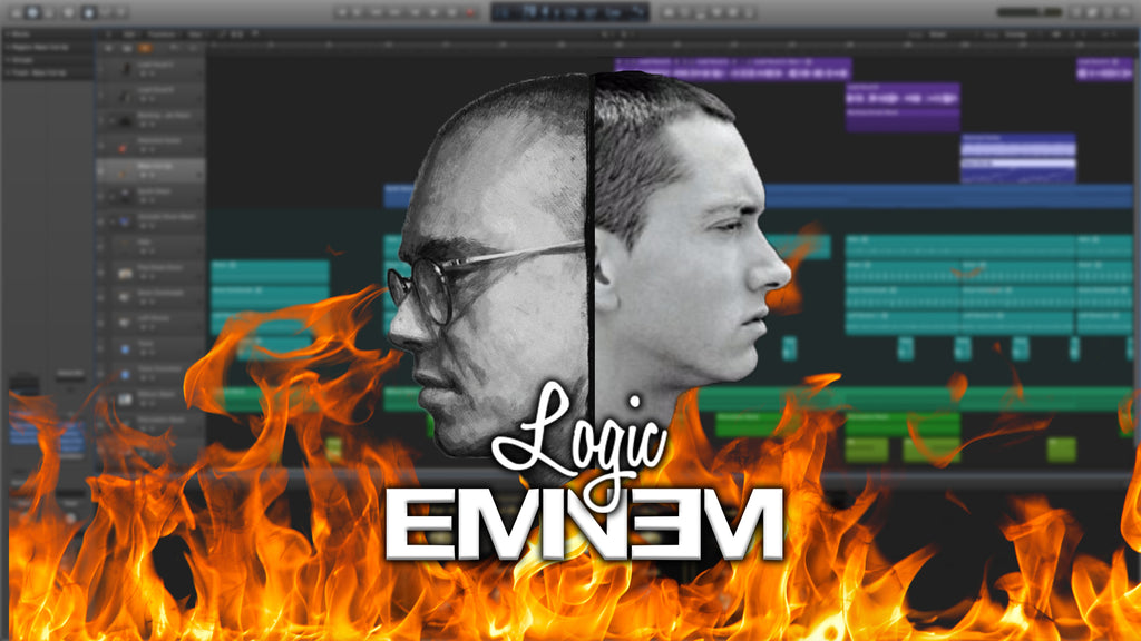 How to make an Eminem/Logic type beat in Logic Pro X