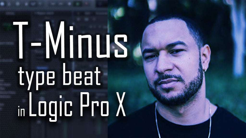 How to make a T-Minus type beat in Logic Pro X + Tracklib.com Review