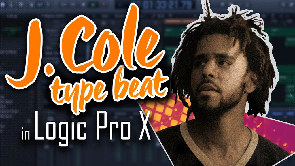 How to make a J. Cole type beat in Logic Pro X | Logic Pro X Sample Chop/Flextime Tutorial