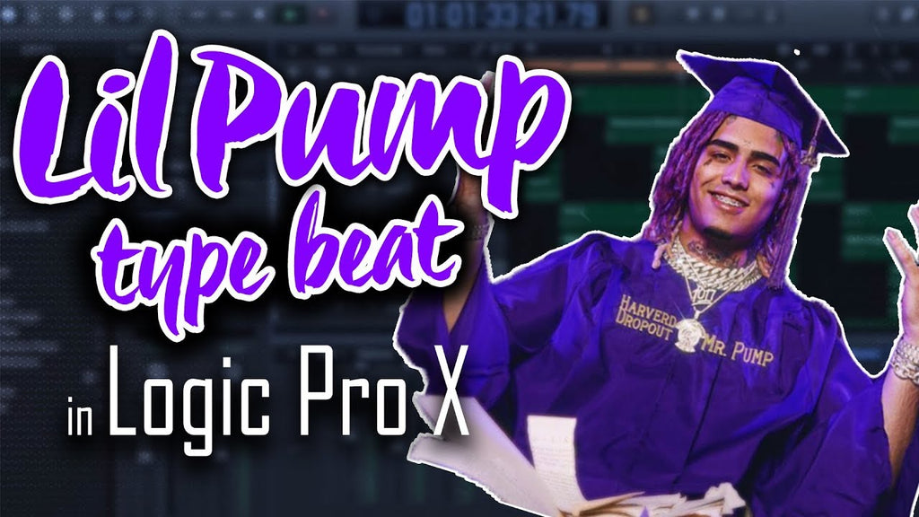 How to make a Lil Pump type beat in Logic Pro X