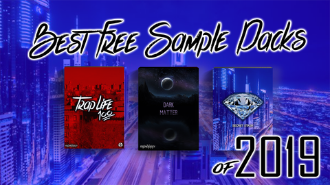 🔥 Best Free Sample Loop Packs 2019 🔥 Works with FL Studio, Logic Pro X
