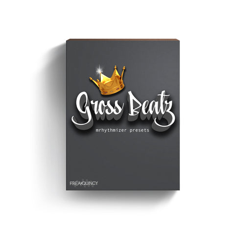 Gross Beatz - Mrhythmizer Preset Bank