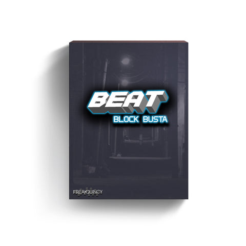 Beat Block Busta - Sample Loops & Midi Kit