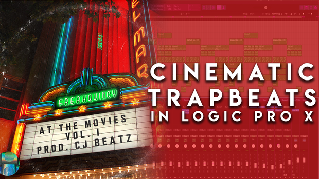 Cinematic Trap Beats in Logic Pro X - Free Template