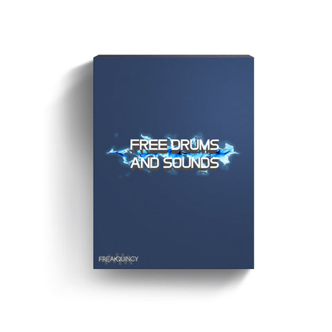 Free Drums & Sounds - Free Drum Kit