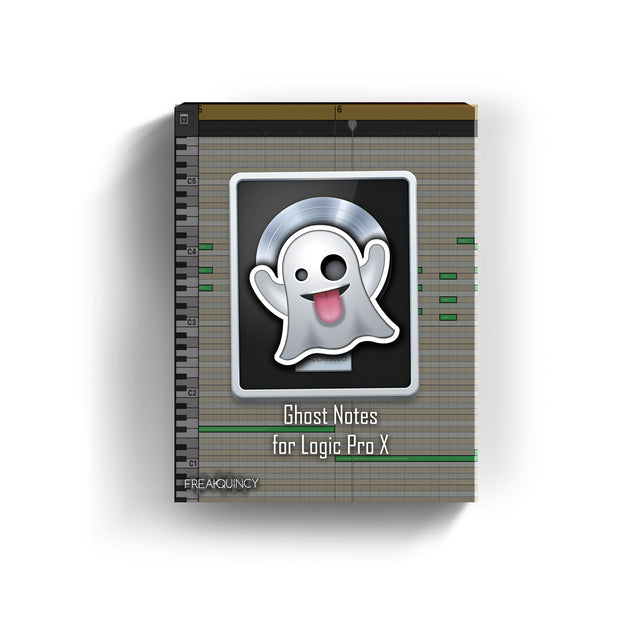Ghost Notes for Logic Pro X