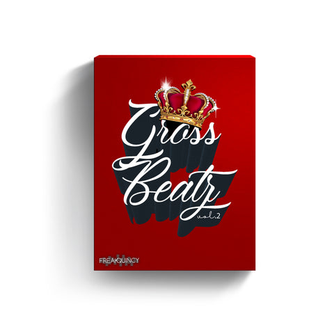 Gross Beatz Vol. 2 - MRhythmizer Preset Bank