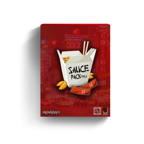 Sauce Pack Vol. 1 - Sample Loops & Stems Kit