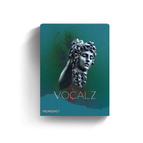 Vocalz - Sample Loops & Midi Kit