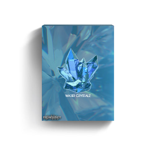 Water Crystalz - Sample Loops, Midi & Stems Kit